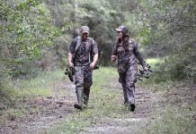 couple-chasseur